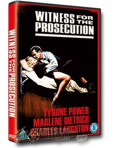 Witness For The Prosecution  - DVD ()