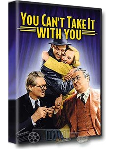 You Can't Take It With You  - DVD ()