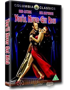 You'll Never Get Rich - Fred Astaire - DVD (1941)