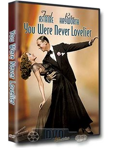 You Were Never Lovelier - Fred Astaire - DVD (1942)