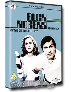 Buck Rogers In The 25th Century Season 2 - Gil Gerard - DVD (1981)