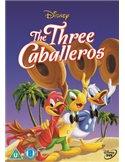De Drie Caballeros - Walt Disney - DVD (1944)