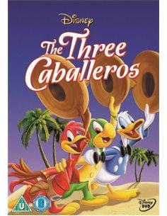 The Three Caballeros - Walt Disney - DVD (1944)