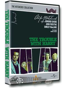 Alfred Hitchcock - The Trouble With Harry - John Forsythe - DVD (1955)