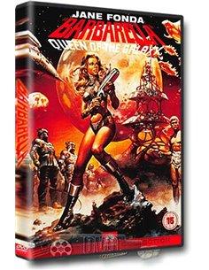 Barbarella - Queen Of The Galaxy – Jane Fonda – DVD (1968)