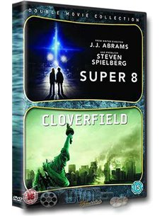 Cloverfield / Super 8 - DVD (2011)