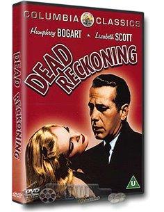 Dead Reckoning - Humphrey Bogart, Lizabeth Scot – DVD (1947)