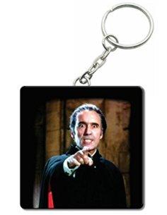 Dracula - Pointing Key Ring