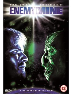 Enemy Mine - Dennis Quaid, Louis Gossett Jr. – DVD (1985)