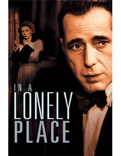 In A Lonely Place - Humphrey Bogart, Gloria Grahame – DVD (1950)