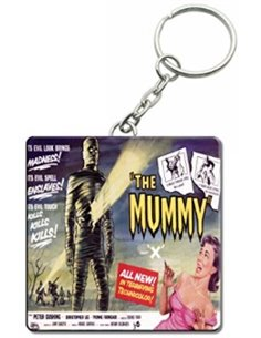 Mummy - Original Film Poster Key Ring