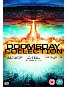 The Day After Tomorrow / The Day The Earth Stood Still / Independence Day - DVD (1996)