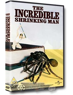 The Incredible Shrinking Man - Grant Williams – DVD (1957)
