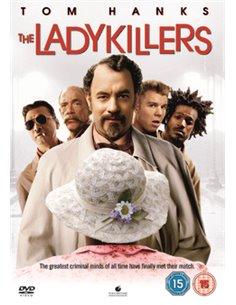 The Ladykillers - Tom Hanks - DVD (2004)