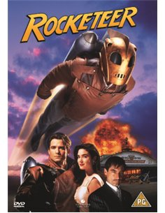 The Rocketeer - Billy Campbell, Jennifer Connelly – DVD (1991)