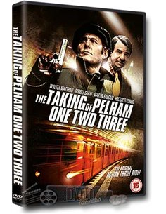 The Taking Of Pelham One Two Three (Original) - DVD (1974)