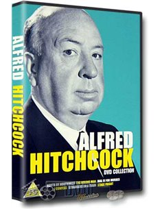 Alfred Hitchcock - Signature Collection - DVD (1950) DVD-Classcs Impression!