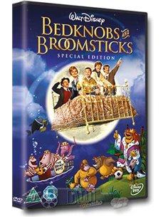 Bedknobs And Broomsticks - Special Edition - Angela Lansbury – DVD (1971)