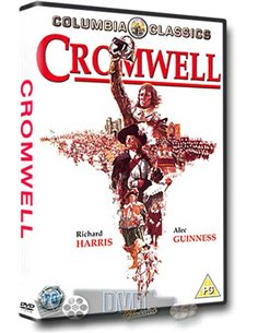 Cromwell - Richard Harris, Alec Guinness, Robert Morley – DVD (1970)