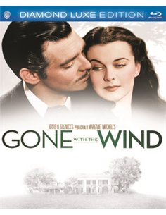 Gone With The Wind - Clark Gable, Vivien Leigh – Blu-Ray (1939)