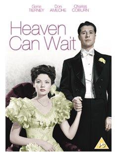 Heaven Can Wait - Gene Tierney, Don Ameche, Charles Coburn – DVD (1943)