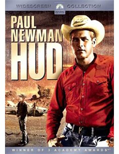 Hud - Paul Newman, Melvyn Douglas, Patricia Neal - DVD (1963)