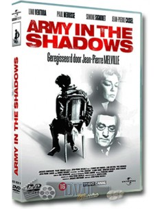 Army in the Shadows - Lino Ventura - Jean-Pierre Melville - DVD (1969)
