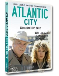 Atlantic City - Burt Lancaster, Susan Sarandon - DVD (1980)