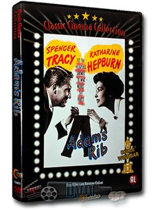 Adam's Rib - Spencer Tracy, Katharine Hepburn - DVD (1949)