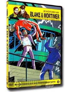 Avonturen van Blake & Mortimer - De 3 formules van professor Sat - DVD