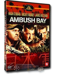 Ambush Bay - Mickey Rooney - Ron Winston - DVD (1966)