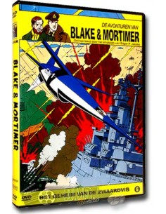 Avonturen van Blake & Mortimer - Het geheim van de zwaardvis - DVD