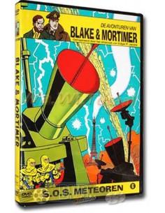 Avonturen van Blake & Mortimer - S.O.S. Meteoren - DVD