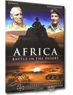 Africa - Battle in the Dessert - Documentaire Oorlog - DVD (2008)