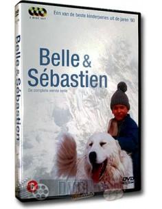 Belle & Sebastien - Seizoen 1 - Mehdi El Glaoui - DVD (1965)