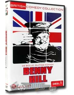 Benny Hill deel 1 Britisch Comedy Collection (2DVD)