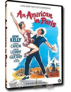 An American in Paris - Gene Kelly - DVD (1951)