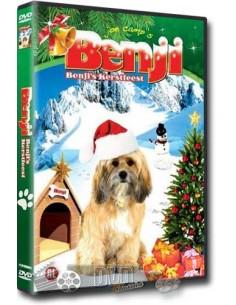 Benji's Kerstfeest - Ron Moody, Benji, Patsy Garrett - DVD (1978)