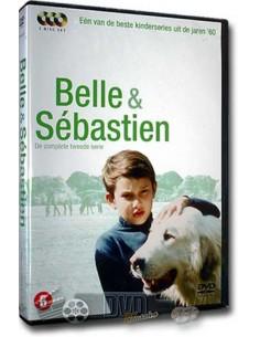 Belle & Sebastien - Seizoen 2 - Mehdi El Glaoui - DVD (1968)