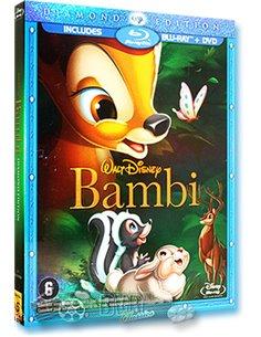 Bambi - Walt Disney - Blu-Ray (1942)