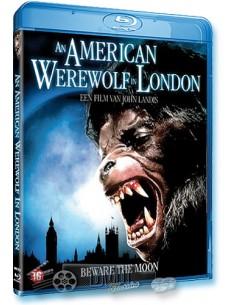 An American Werewolf in London - David Naughton - Blu-Ray (1981)