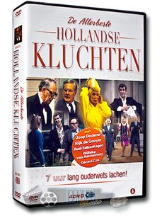 Allerbeste Hollandse Kluchten Box [4DVD]