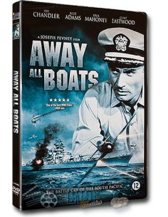 Away All Boats - Clint Eastwood, Jeff Chandler - DVD (1956)