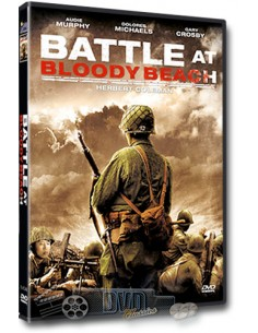 Battle at Bloody Beach - Audie Murphy - Herbert Coleman - DVD (1961)