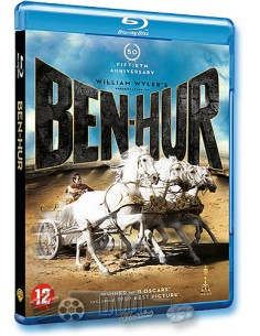 Ben Hur - Charlton Heston - William Wyler -  Blu-Ray (1959)