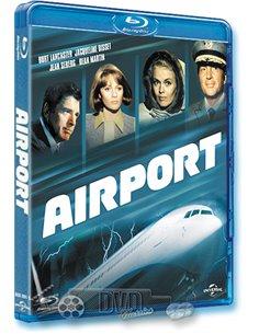 Airport - Burt Lancaster, Dean Martin, Jean Seberg - Blu-Ray (1970)
