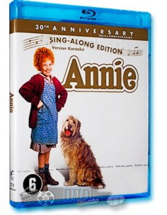 Annie - Albert Finney - John Huston -  Blu-Ray (1982)