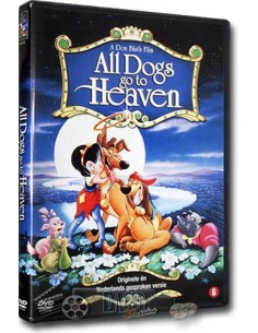 All Dogs go to Heaven - DVD (1989)