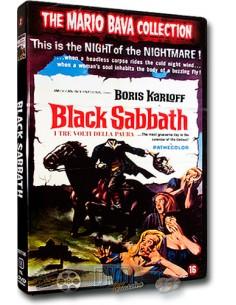 Black Sabbath - Mario Bava Collection - DVD (1963)