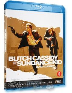 Butch Cassidy & the Sundance Kid - George Roy Hill - Blu-Ray (1969)
